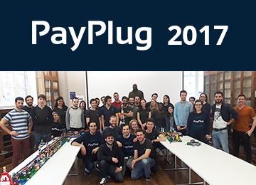 2017: un anno ricco di novità per PayPlug