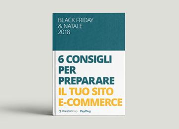 6 consigli per preparare il tuo sito e-commerce