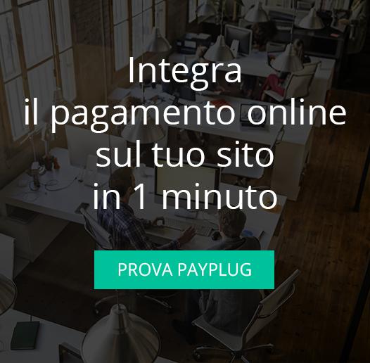 integra il pagamento online sul tuo sito