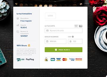 Novità: la nuova pagina di pagamento, ancora più performante!