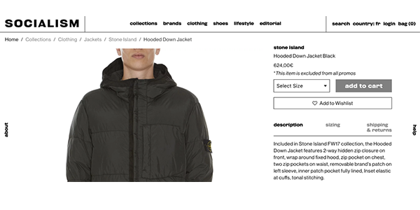 wishlists e-commerce