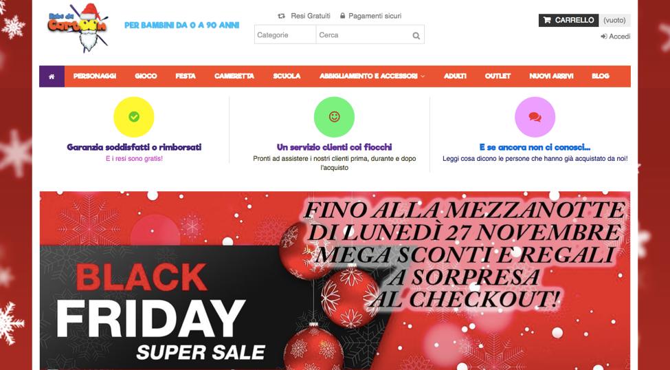Consigli aumentare vendite Natale