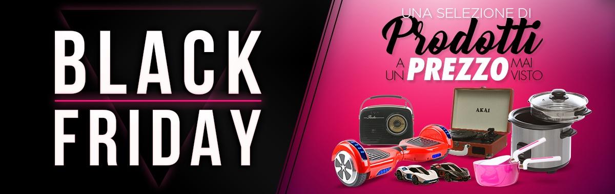 Selezione Black Friday