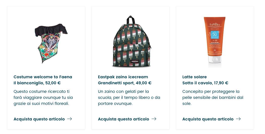 Prodotti boutique PayPlug #1