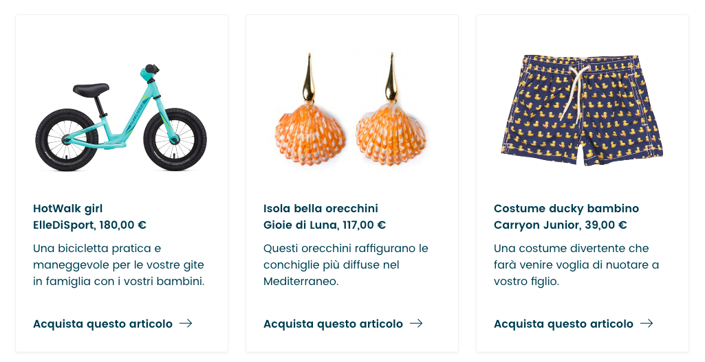 Prodotti boutique PayPlug #2
