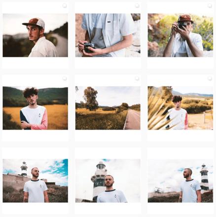 Feed Instagram di Anthem