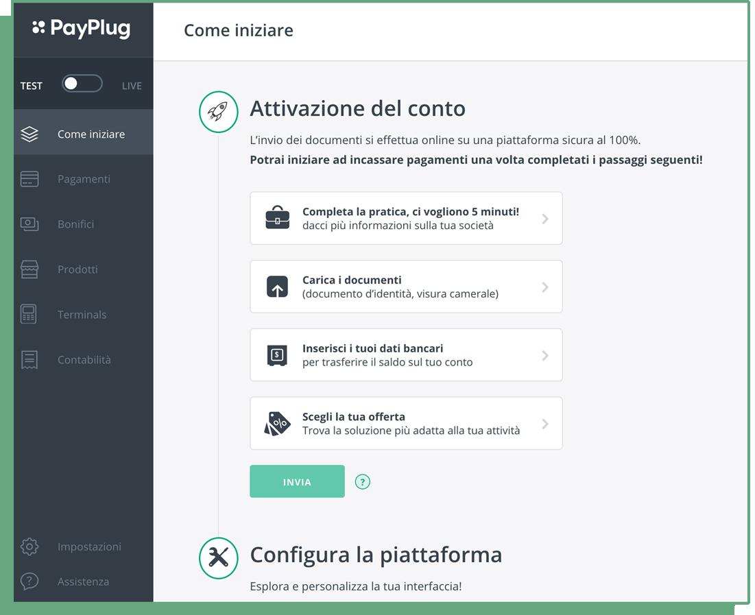 Portale PayPlug