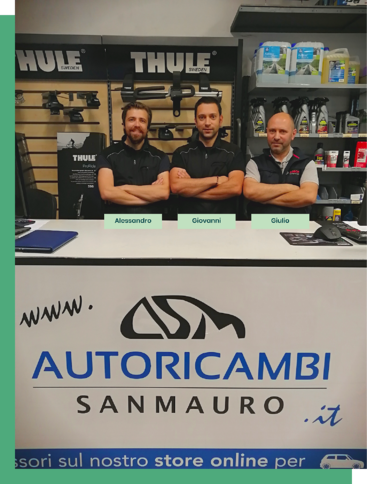 Staff Autoricambi SanMauro