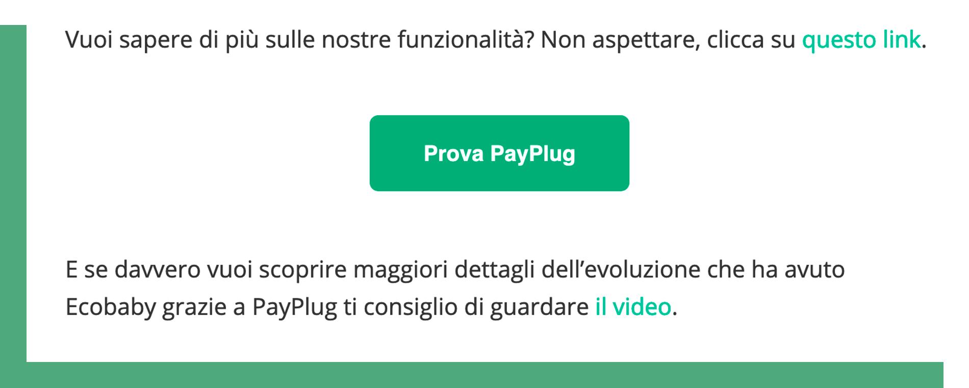Call-to-action PayPlug
