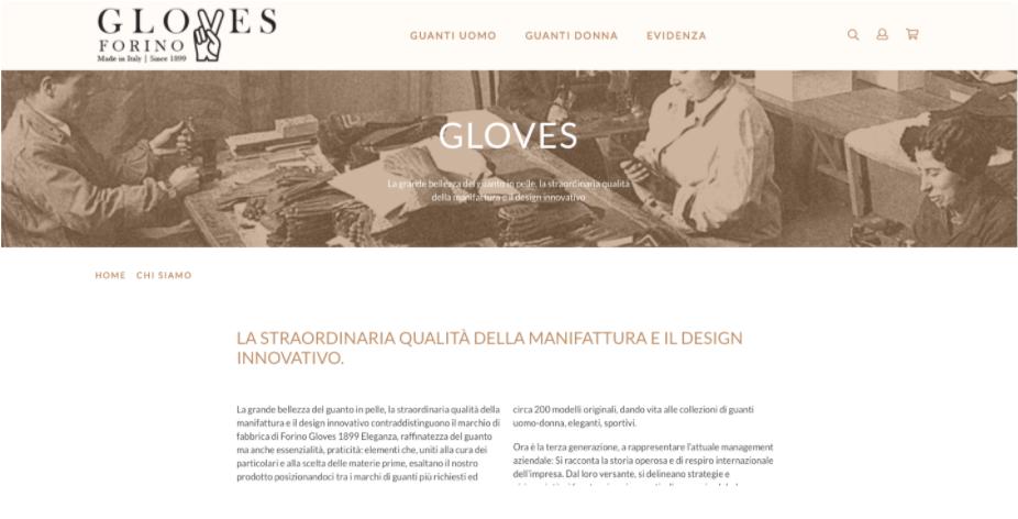 Gloves Forino