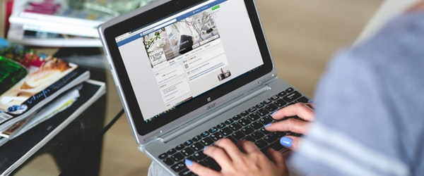 e-commerce Facebook