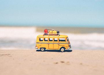 Vous partez en vacances? Voici nos 3 règles d'or à respecter