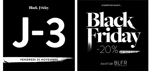 Réussir Black Friday