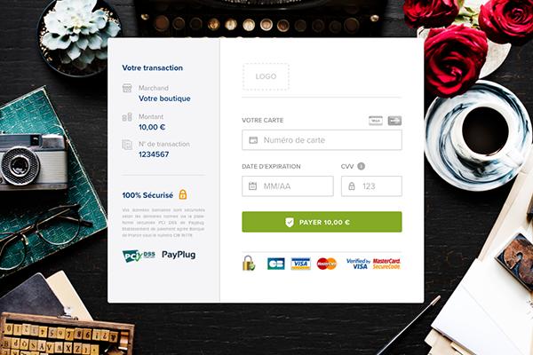 Nouveau template PayPlug