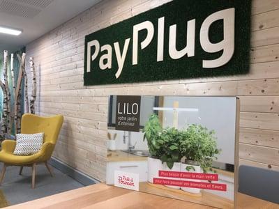 Prêt à Pousser e-commerce PayPlug