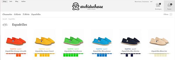 les étapes pour un nouveau site e-commerce