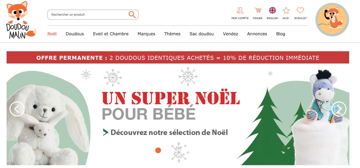 conseil e-commerçant Noël