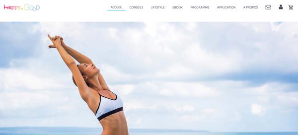 UX design e-commerce