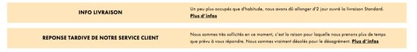 transparence service client