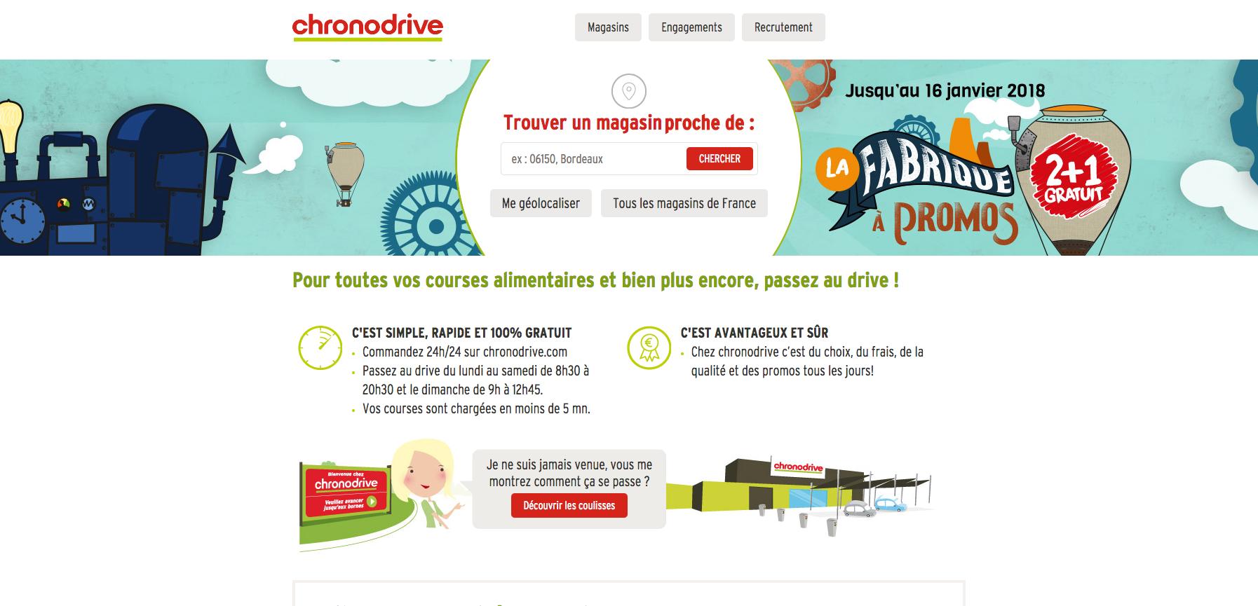navigation fluide boutique e-commerce