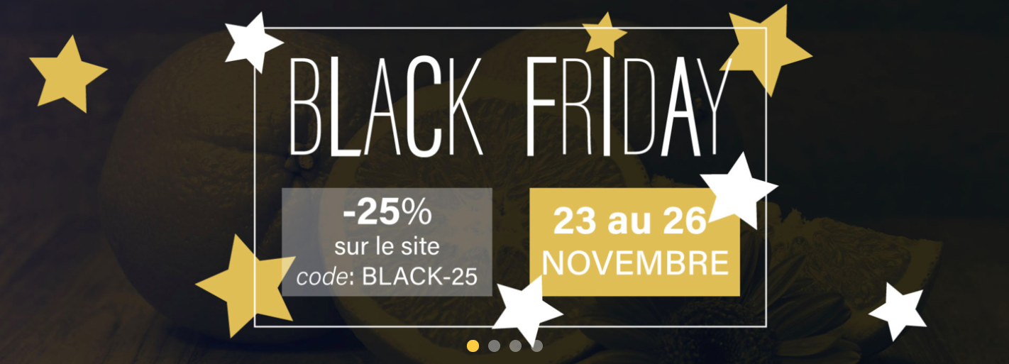 Black Friday en ligne