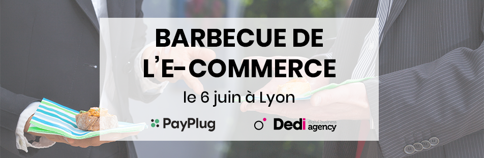Barbecue de l'e-commerce