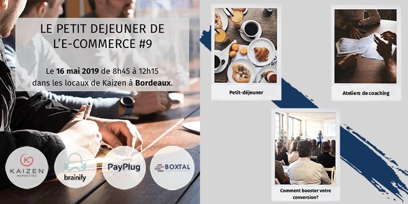 Rencontre e-commerce