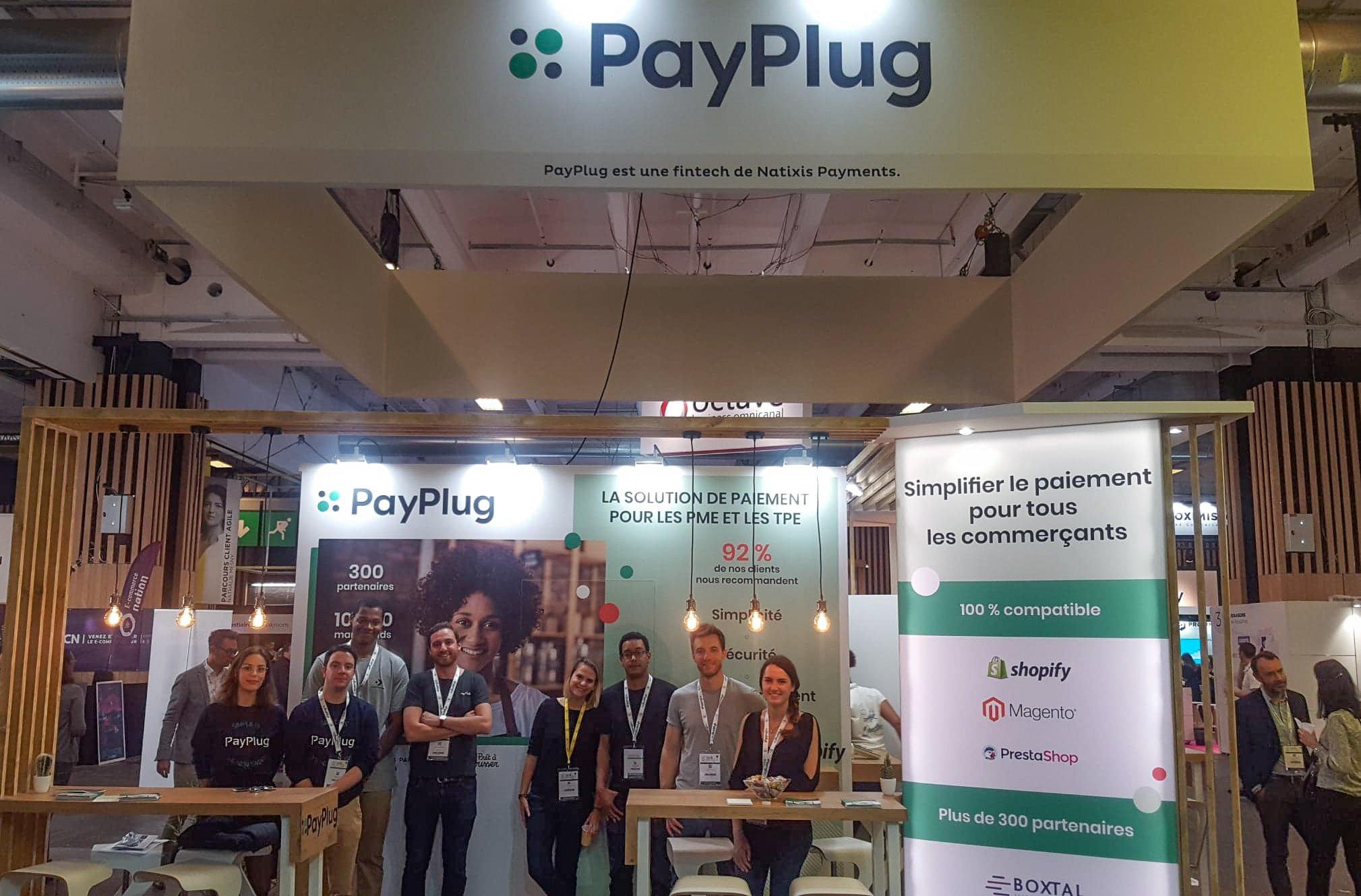 Stand PayPlug