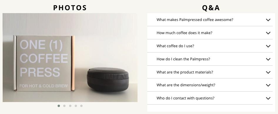 Q&A Palmpress