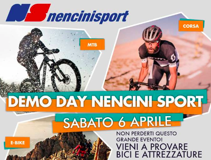 Nencinisport demo day