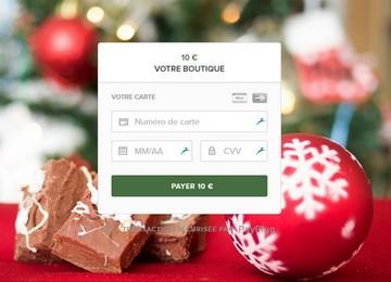 Spécial fêtes : 5 images pour personnaliser votre page de paiement