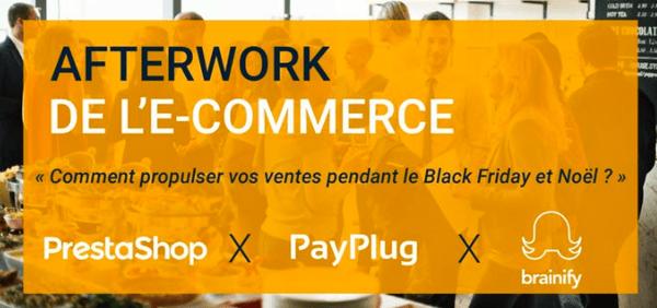 Evénement e-commerce Paris