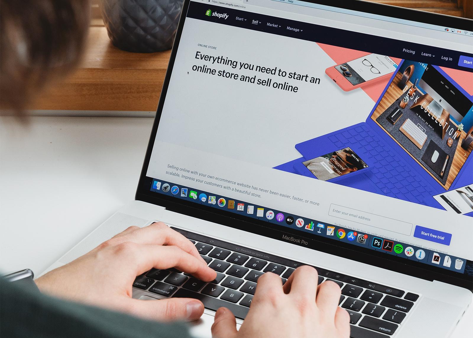 Shopify : avis sur le CMS e-commerce canadien