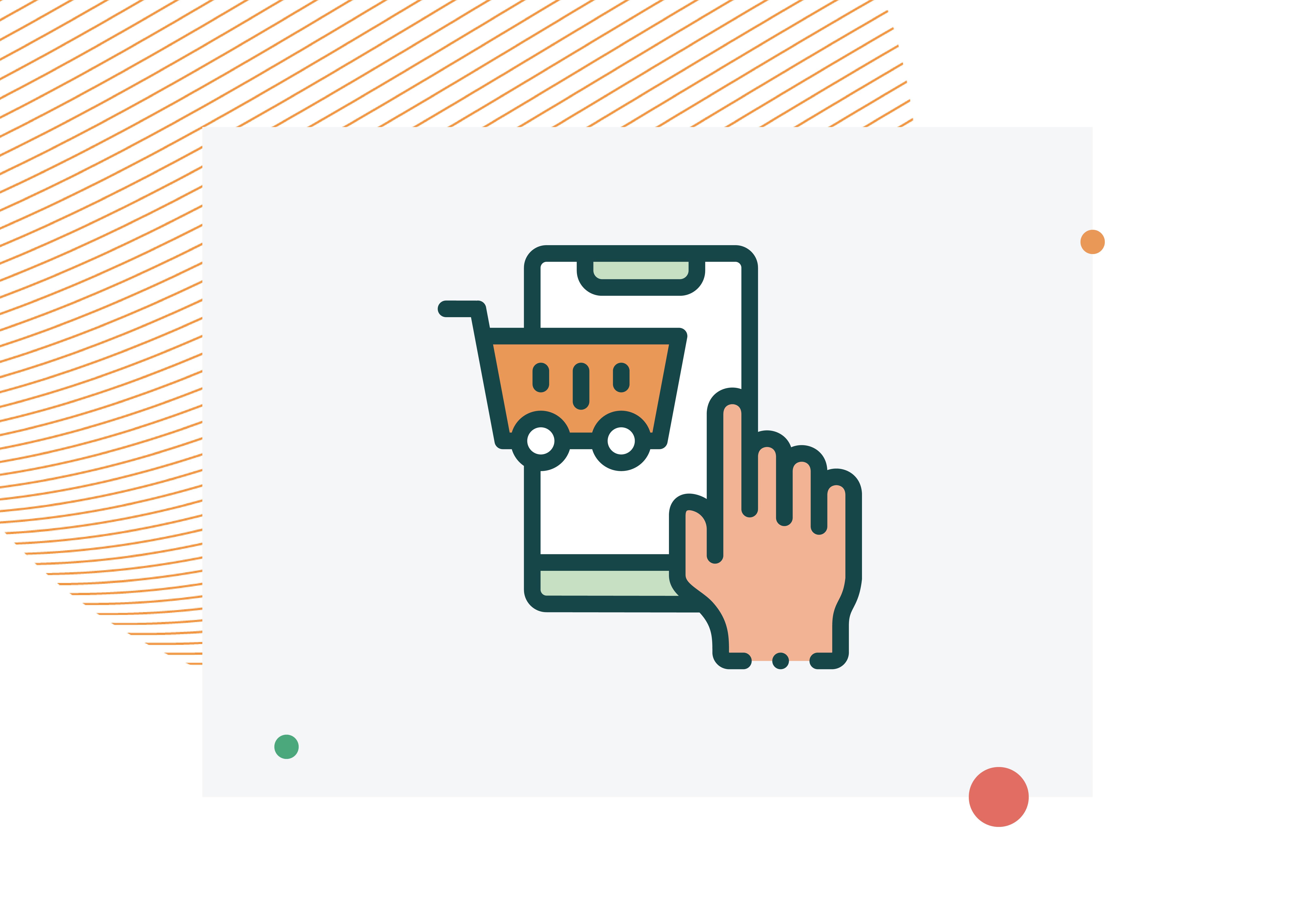 Infografica: tendenze dello shopping online nel 2020