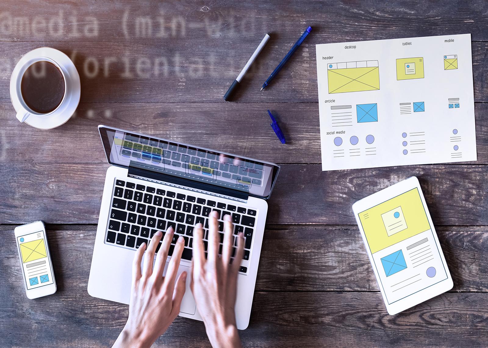 4 consigli per creare un sito web responsive